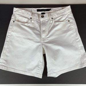 Calvin Klein Cotton Jeans Shorts. Size 6